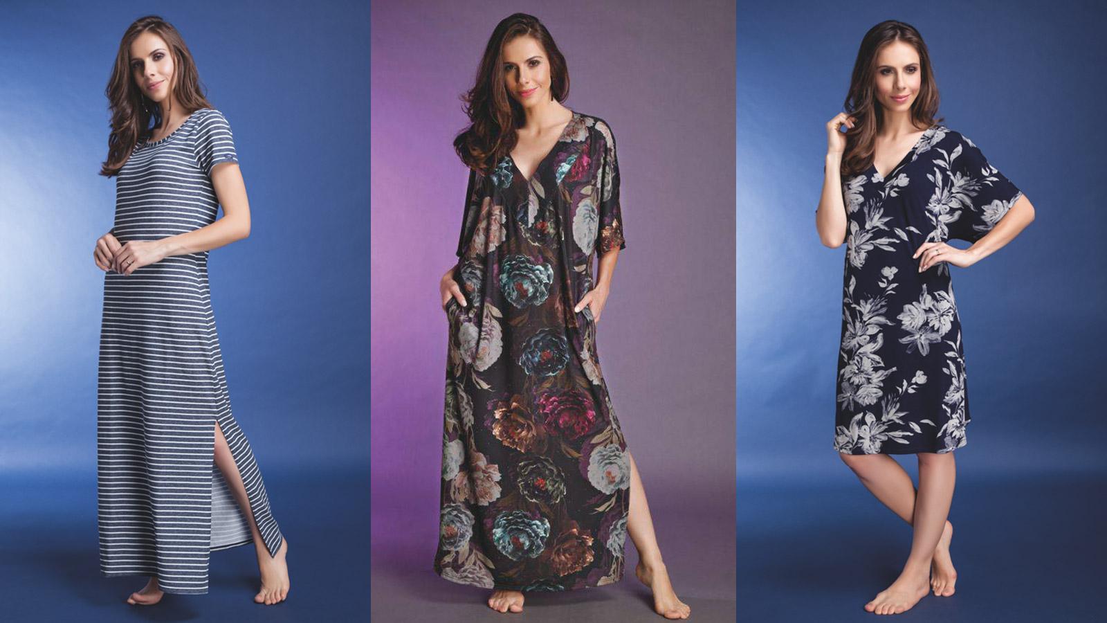 Slip Dress, o vestido de dormir que é usado para sair