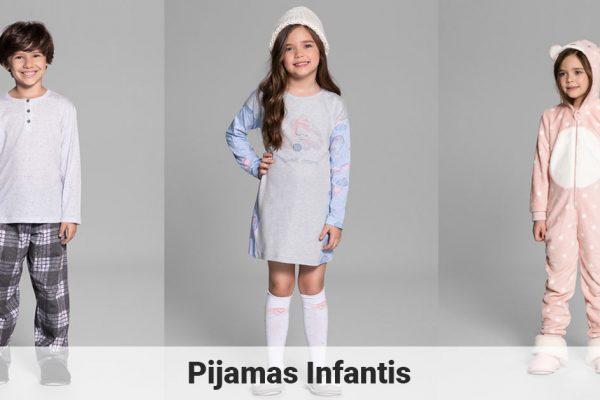 Pijamas Infantis